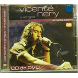 Cd Vicente Nery   E Amigos   Simples Assim [novo Lacrado]